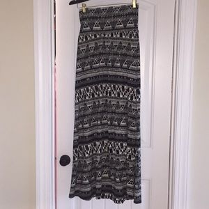 Mossimo Maxi Skirt -Size S